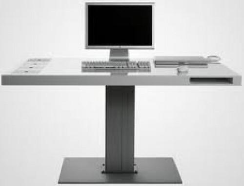 Sizde bilgisayar masası var mı?